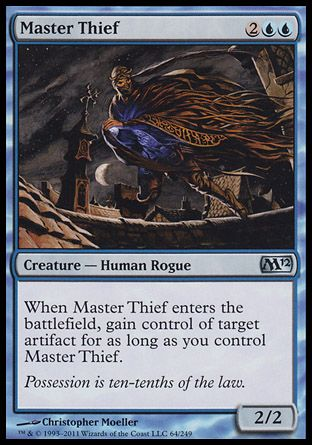 Master Thief, Magic 2012
