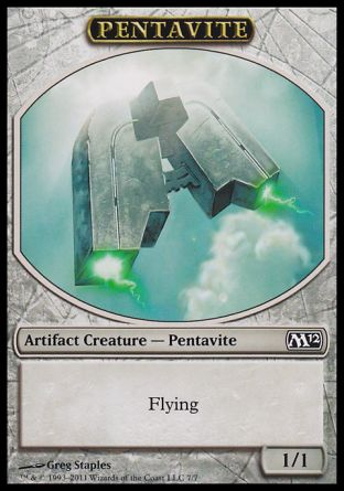 Pentavite token, Magic 2012