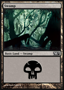 Swamp, Magic 2012