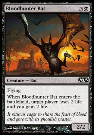 Bloodhunter Bat, Magic 2013