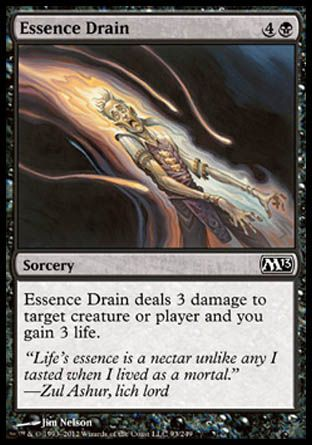 Essence Drain, Magic 2013