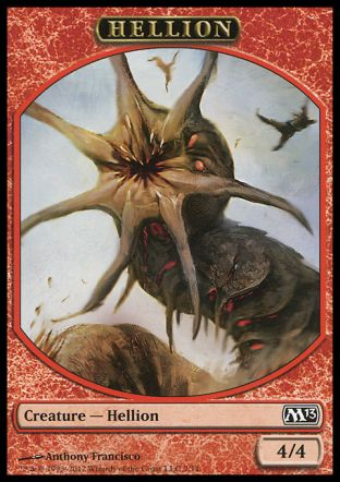 Hellion token, Magic 2013