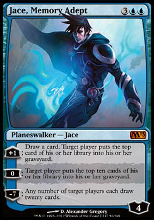 Jace, Memory Adept, Magic 2013
