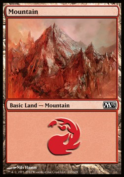 Mountain, Magic 2013