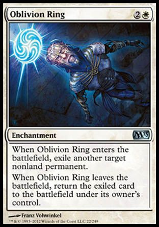 Oblivion Ring, Magic 2013