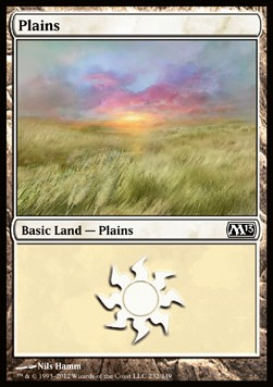 Plains, Magic 2013