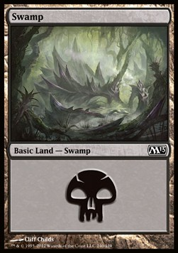 Swamp, Magic 2013