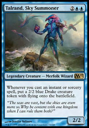 Talrand, Sky Summoner, Magic 2013