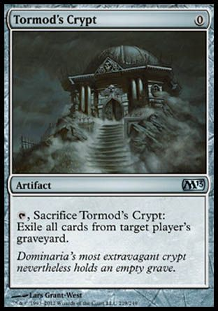 Tormod's Crypt, Magic 2013