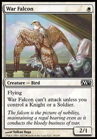 War Falcon, Magic 2013