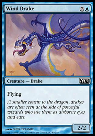 Wind Drake, Magic 2013