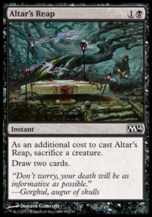 Altar's Reap, Magic 2014