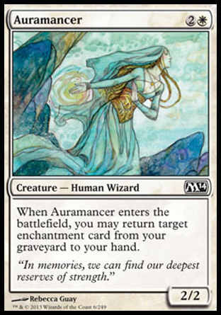Auramancer, Magic 2014