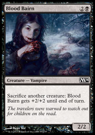 Blood Bairn, Magic 2014