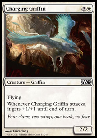 Charging Griffin, Magic 2014