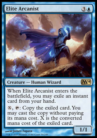 Elite Arcanist, Magic 2014