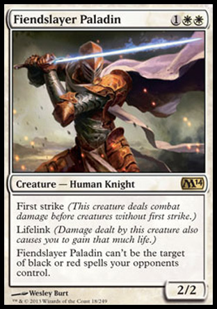 Fiendslayer Paladin, Magic 2014