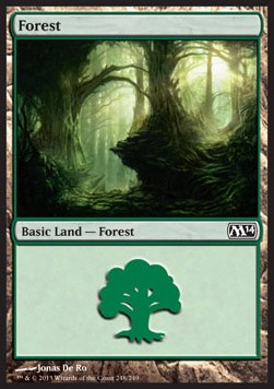 Forest, Magic 2014