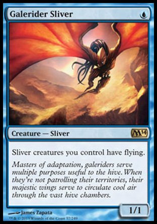 Galerider Sliver, Magic 2014
