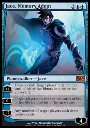 Jace, Memory Adept, Magic 2014