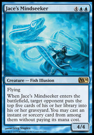 Jace's Mindseeker, Magic 2014