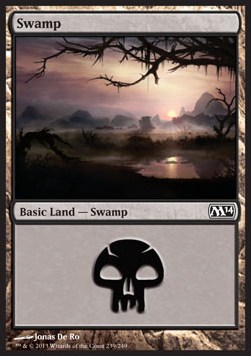 Swamp, Magic 2014