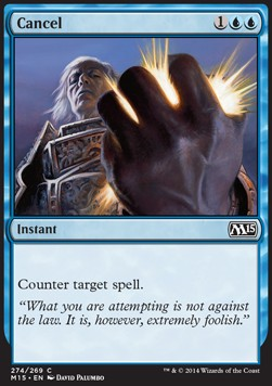Cancel, Magic 2015