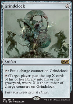 Grindclock, Magic 2015