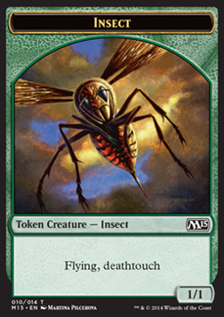 Insect Token, Magic 2015