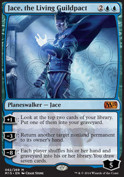 Jace, the Living Guildpact, Magic 2015
