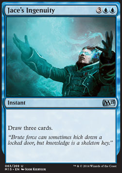 Jace's Ingenuity, Magic 2015