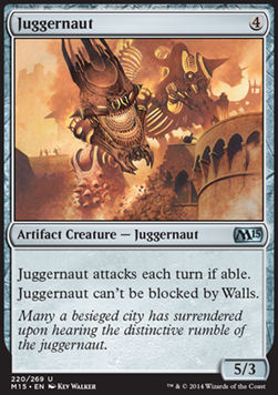 Juggernaut, Magic 2015