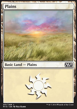 Plains, Magic 2015