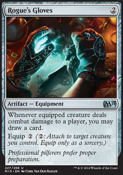 Rogue's Gloves, Magic 2015