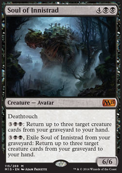 Soul of Innistrad, Magic 2015