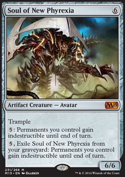 Soul of New Phyrexia, Magic 2015
