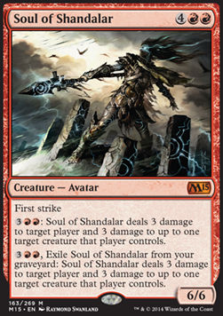 Soul of Shandalar, Magic 2015