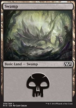 Swamp, Magic 2015