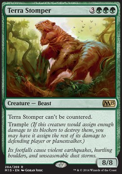 Terra Stomper, Magic 2015