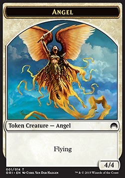 Angel Token, Magic Origins
