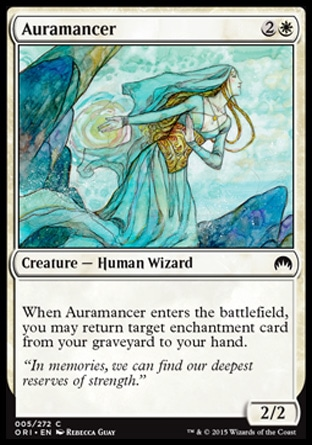 Auramancer, Magic Origins