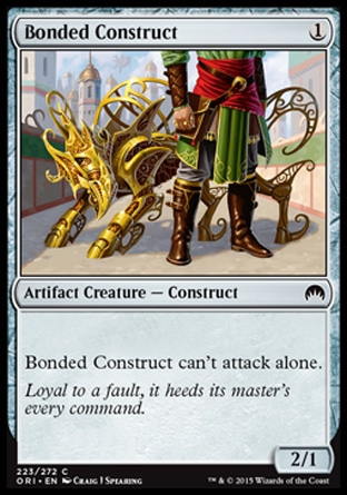 Bonded Construct, Magic Origins