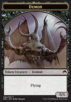Demon Token, Magic Origins