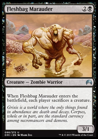 Fleshbag Marauder, Magic Origins