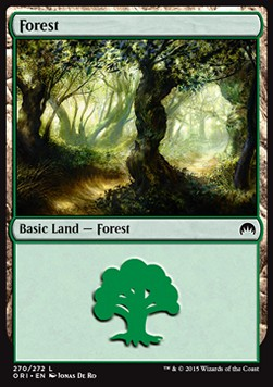 Forest, Magic Origins
