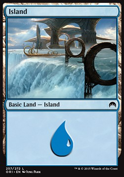 Island, Magic Origins