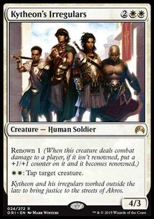 Kytheon's Irregulars, Magic Origins