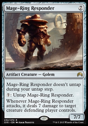 Mage-Ring Responder, Magic Origins