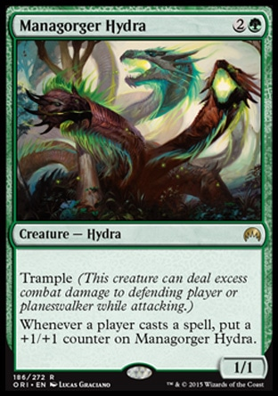 Managorger Hydra, Magic Origins