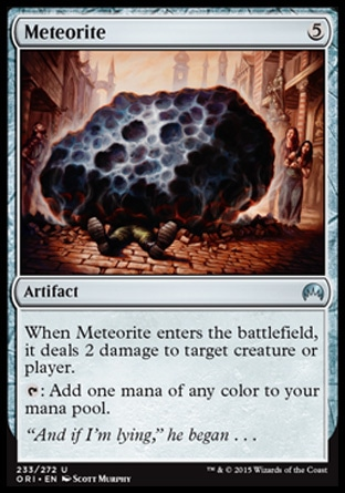 Meteorite, Magic Origins